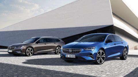 Afbeelding voor Opel presenteert de vernieuwde Insignia
