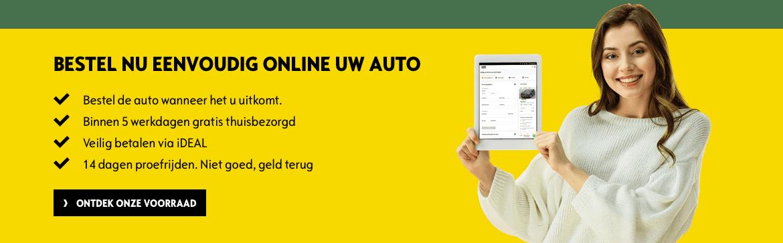 Online uw auto kopen